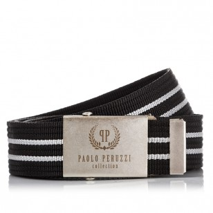PARCIANY MĘSKI PASEK PAOLO PERUZZI PW-03-PP